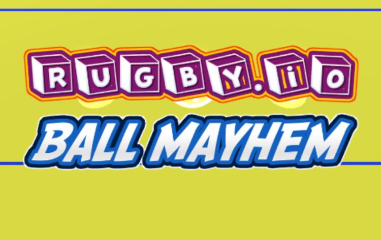 Rugby IO - Ball Mayhem