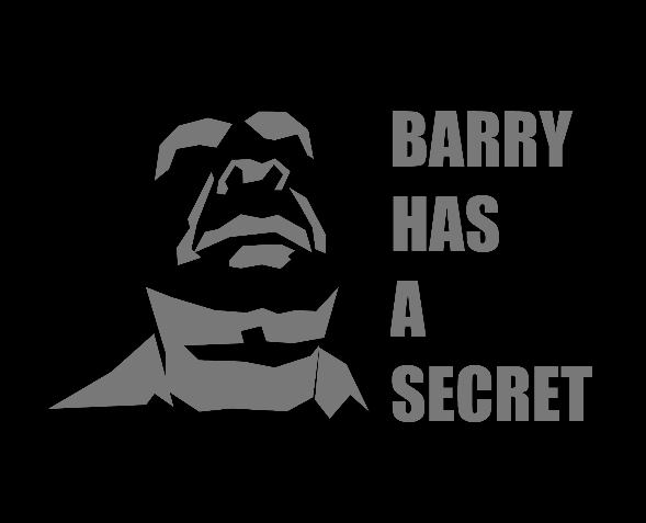 Barry Has a Secret