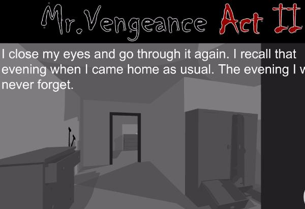 Mr Vengeance 2
