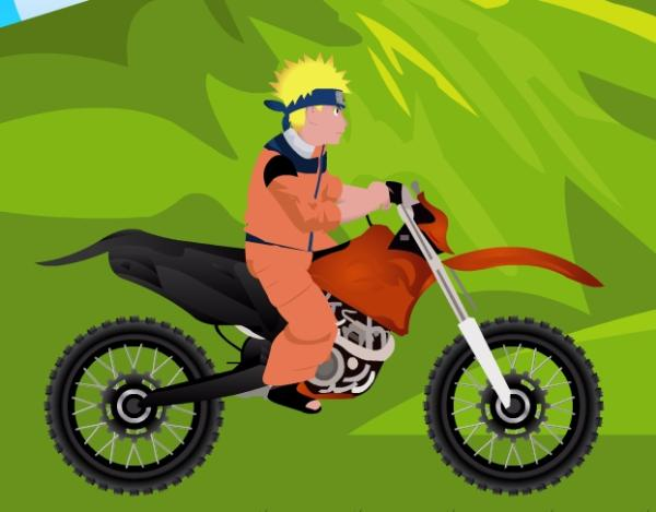 Naruto Bike Ride