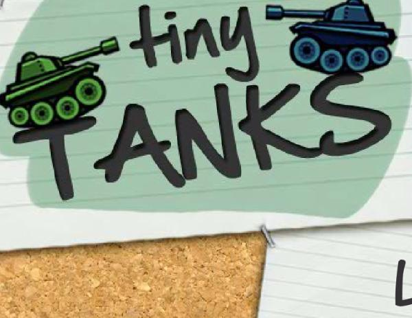 Tiny Tanks